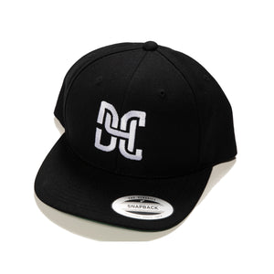 Snapback Black Baseball Hat