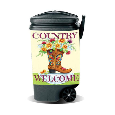 Country Welcome