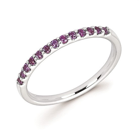 14k Gold and Alexandrite Ring - Talisman Collection