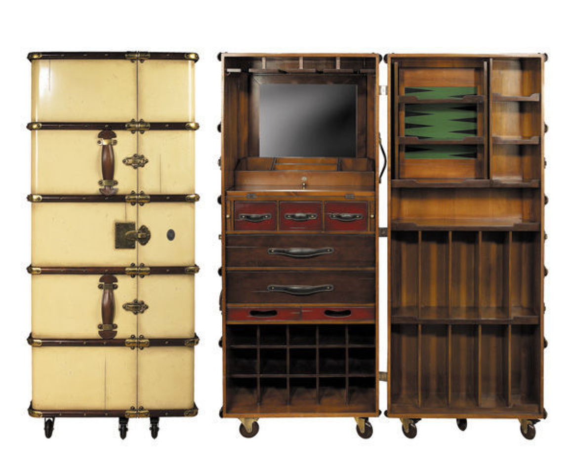 Authentic Models Stateroom Bar - Talisman Collection