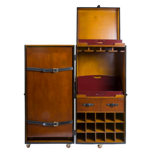 Authentic Models Grand Club Trunk Bar - Talisman Collection