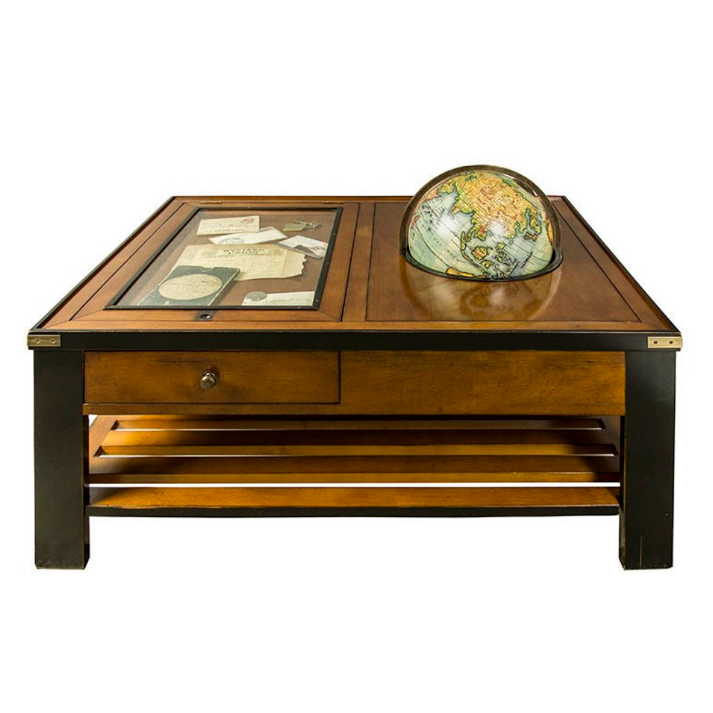 Authentic Models Gallery Globe Table - Talisman Collection