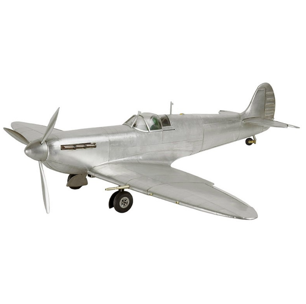 Authentic Models Spitfire Plane Model - Talisman Collection