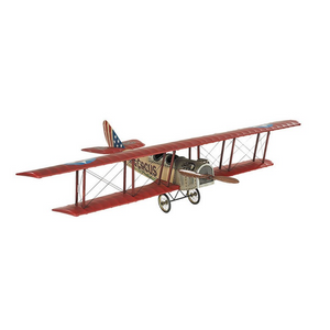 Authentic Models Jenny Flying Circus Model Plane - Talisman Collection