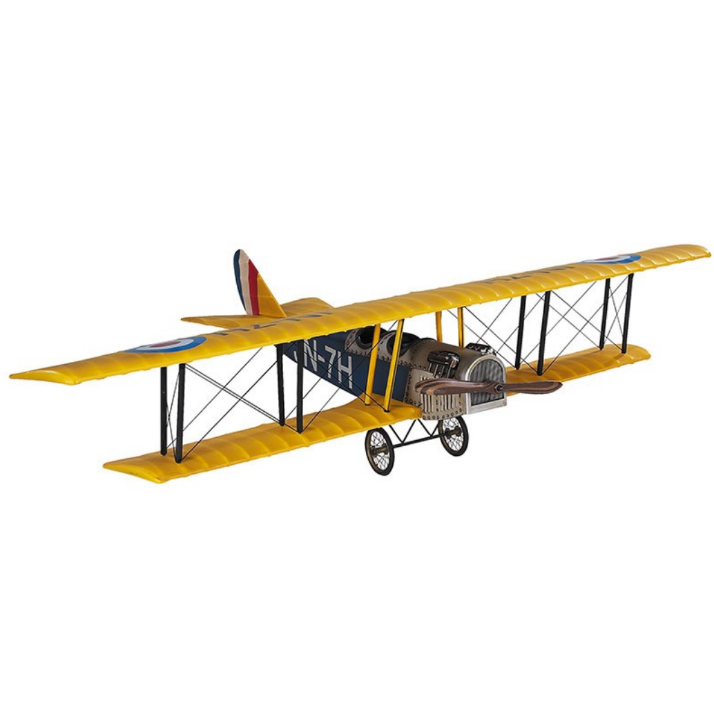 Authentic Models Jenny JN-7H Classic Model Plane - Talisman Collection