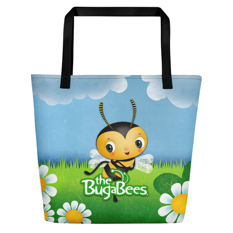 Bumblebee Beach Bag