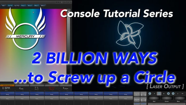 """2 Billion Ways to Screw Up a Circle"" video miniseries goes live"