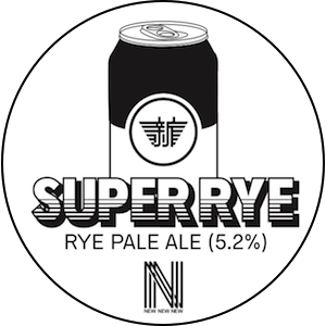 New New New Super Rye Growler 1L 5.2% - Bottle Stop