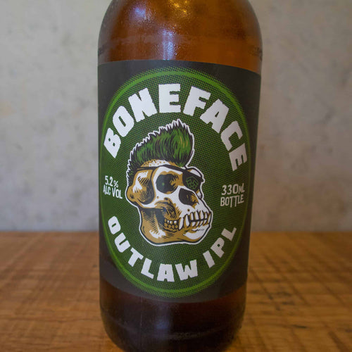 Boneface Outlaw IPL 5.2% - Bottle Stop