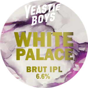 Yeastie Boys White Palace Brut IPL 6.6% 1L Growler