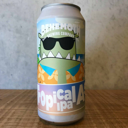 Behemoth Tropical As IPA 6.5% - Bottle Stop