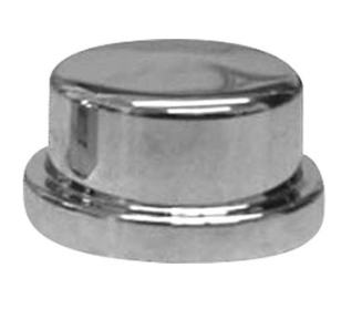 "3/4"" Bumper Button Lug Nut Cover"