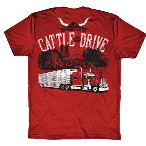Cattle Drive Short Sleeve