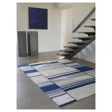 Load image into Gallery viewer, Tapis De Stijl Blue