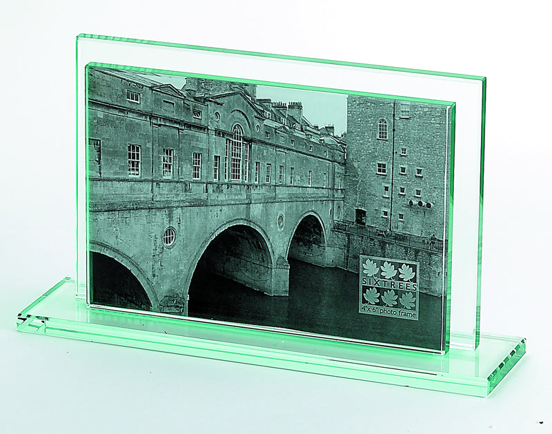 4 X 6 Picture Frame Deco Glass