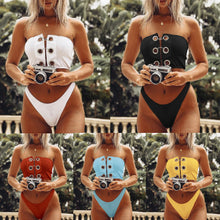 Load image into Gallery viewer, Decorative Button Decorative Hardware  Plain Bikini