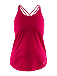Craft Women's Eaze Singlet - Jam (1907054-735000)