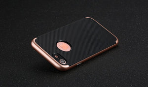 Protective iPhone Carbon Fiber Case