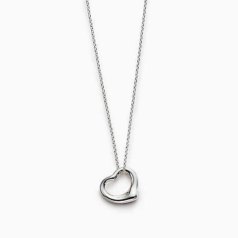 SIDE HEART Necklace TARNISH FREE - ebrook lael