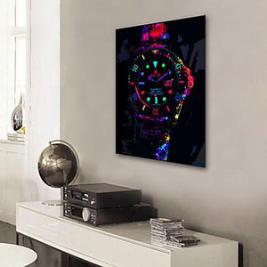 Abstract Fantasy Rolex
