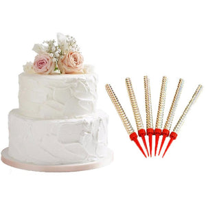 Sparkler Candles for Cakes