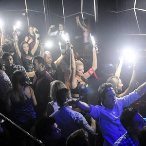 LED Strobe Batons for Nightclubs