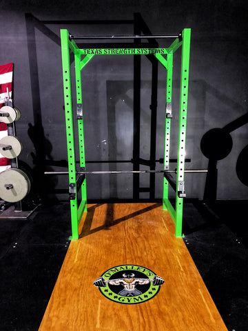 2.5x2.5 Power Rack