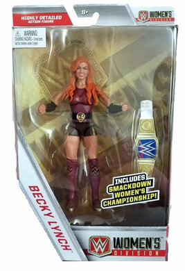 Becky Lynch Autograph Item (Action Figure Only)