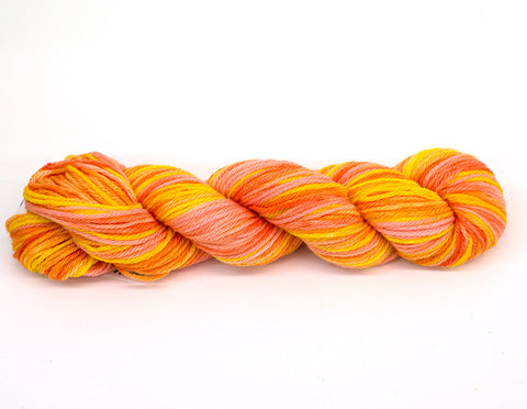 Cascade Yarn - 220 Superwash Sports Multis- 106 Citrus - Bonita Patterns