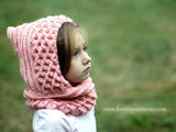 Crocodile Hood (Kids) - Bonita Patterns