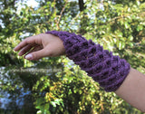 Crocodile Gauntlets - Bonita Patterns