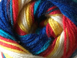 NEW Bonita Yarns - Dream Baby - Festive