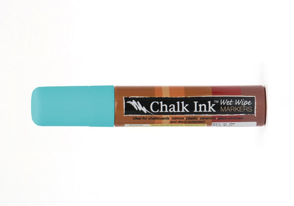 Image of the product 15mm Chalk Ink Mediterranean Wet Wipe Marker