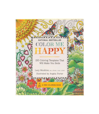 Image of the product Color Me Happy Coloring Book
