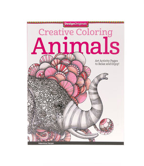 Image of the product Creative Coloring Book - Animals