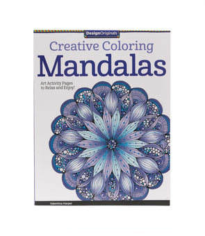 Image of the product Creative Coloring Book - Mandalas
