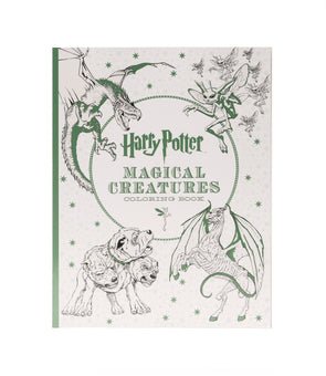 Image of the product Harry Potter Creature Coloring Book