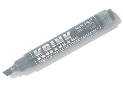 Image of the product Krink K-32 H20 Paint Marker - Silver