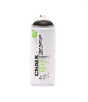 Image of the product Montana Chalk Spray Paint - Black