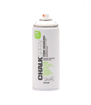 Image of the product Montana Chalk Spray Paint - White