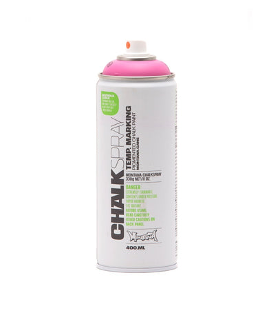 Image of the product Montana Chalk Spray Paint - Pink
