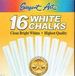 Image of the product Sargent Art White Chalk 16 Pack