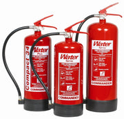 Water Fire Extinguisher 9 Litre WFE9 Commander