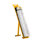 2Ft Fluorescent Floor Light With Power Points 110 or 230v (Defender)