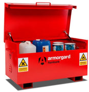 Armorgard FB2 Flambank Chemical Storage Site Box 1275 x 665 x 660 mm