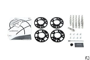 Future Classic - BMW M14 Titanium Studs + 4-Wheel Spacer Kit