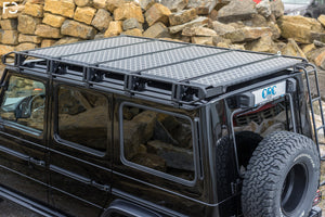LeTech - Mercedes W463 G-Wagen Roof Rack (2300 x 1400mm)
