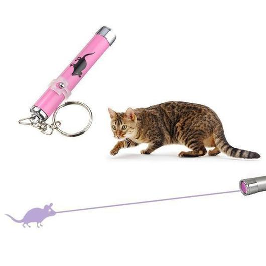 Mouse Cat Laser Toy