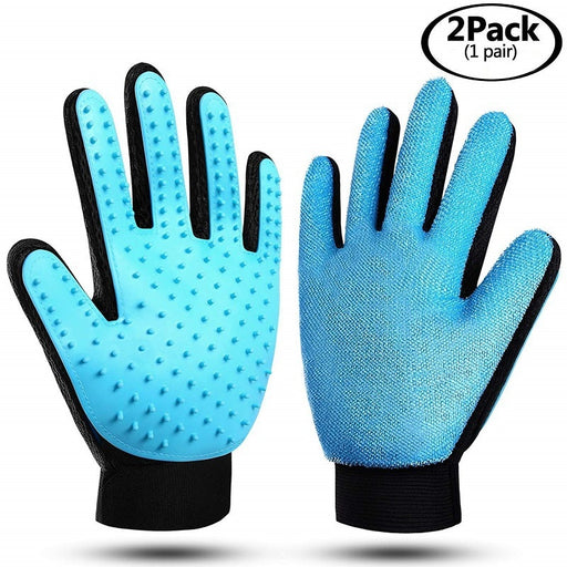 The Double Sided Pro Grooming Glove