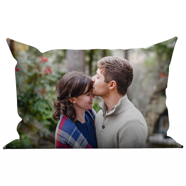 Custom pillow case - Kiss - MyFaceBoxer